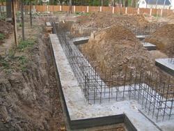 Строительство фундамента под ключ. Жигулевские строители.