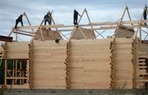 строительство домов из бруса в Жигулевске