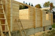 строительство домов из бревен Жигулевск