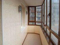 Отделка балкона в Жигулевске. Отделка лоджии